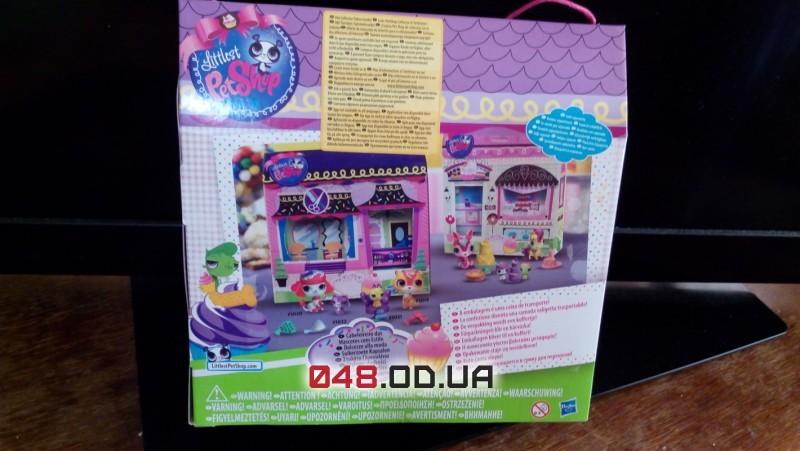 Игровой набор Littlest pet shop Салон красоты мини-коллекция A1352/A1351