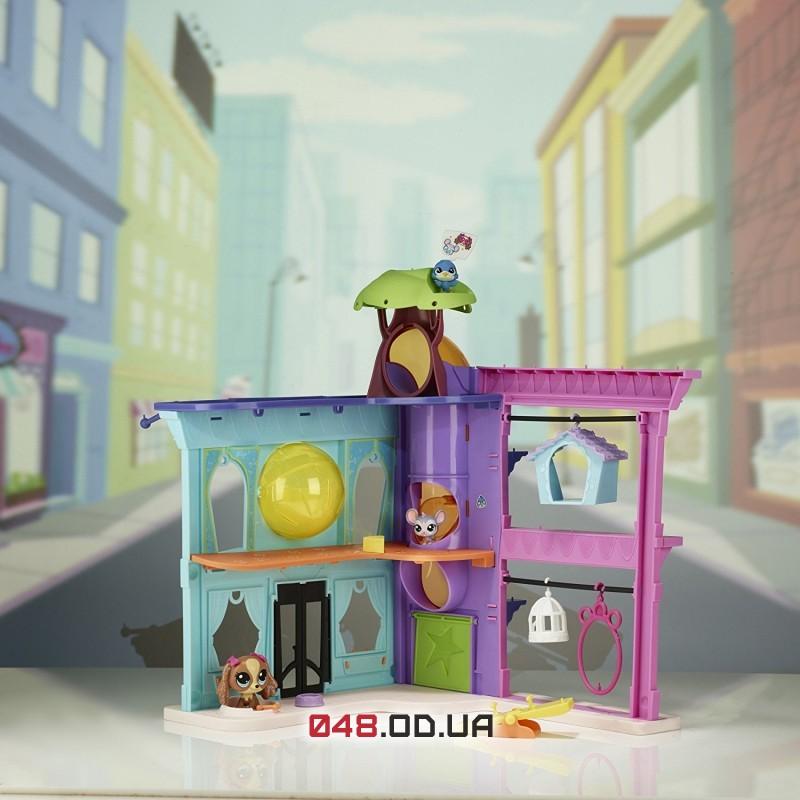 Игровой набор Littlest pet shop Зоомагазин B5478