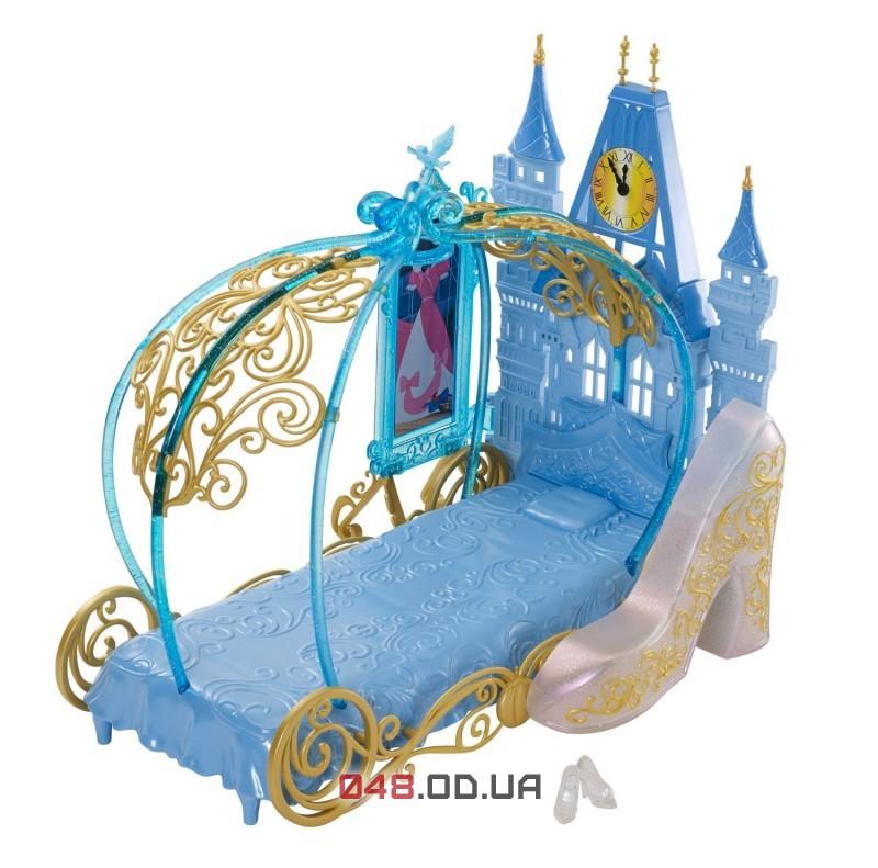 Игровой набор Mattel Сказочная спальня Золушки (без куклы) CDC47