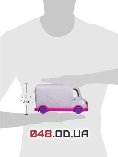Игровой набор автомобиль-клиника доктор Плюшева + персонажи