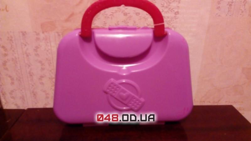 Игровой набор в чемоданчике