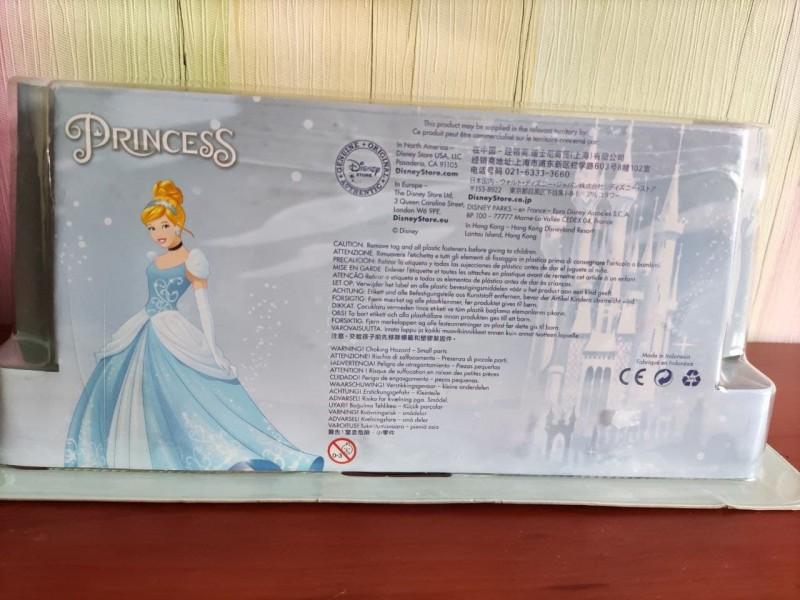 Игровой набор Дисней принцесса Золушка и другие персонажи мультфильма, 6 шт.