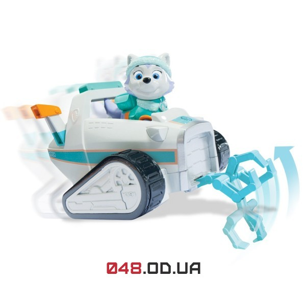 Игровой набор Эверест и снегоход Щенячий патруль (Paw Patrol Everest's Rescue Snowmobile)