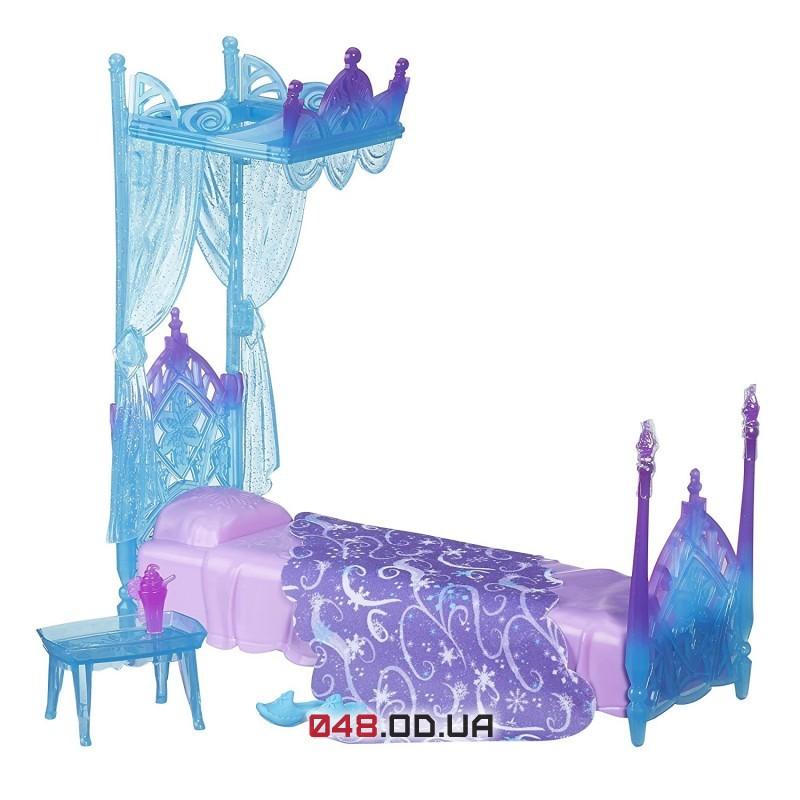 Игровой набор Hasbro ледяная кровать-спальня Эльзы