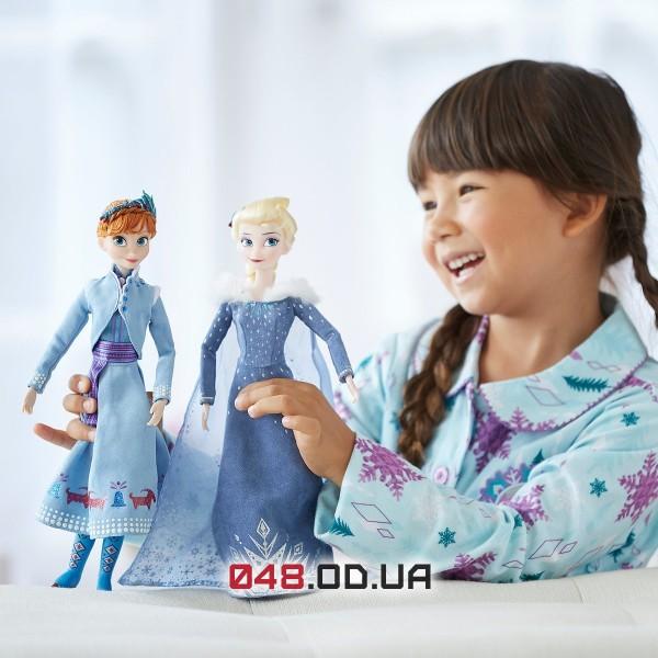Игровой набор куклол Дисней Эльза и Анна