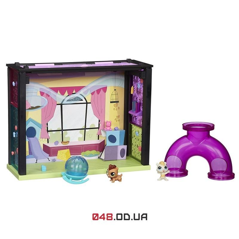 Игровой набор Littlest Pet Shop