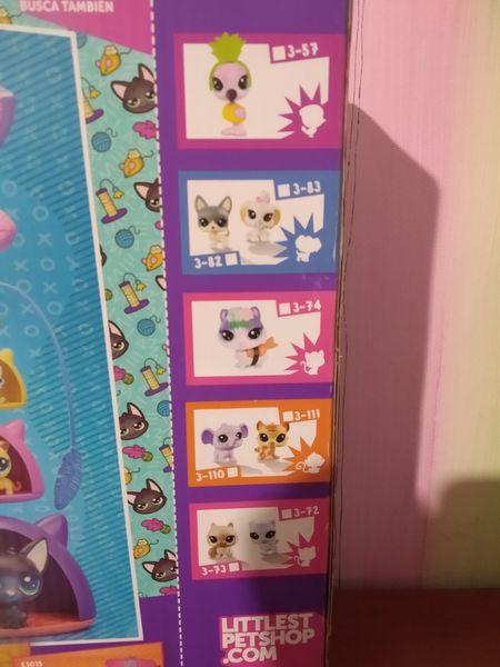 Игровой набор Littlest Pet Shop Домик для кошечки E2127