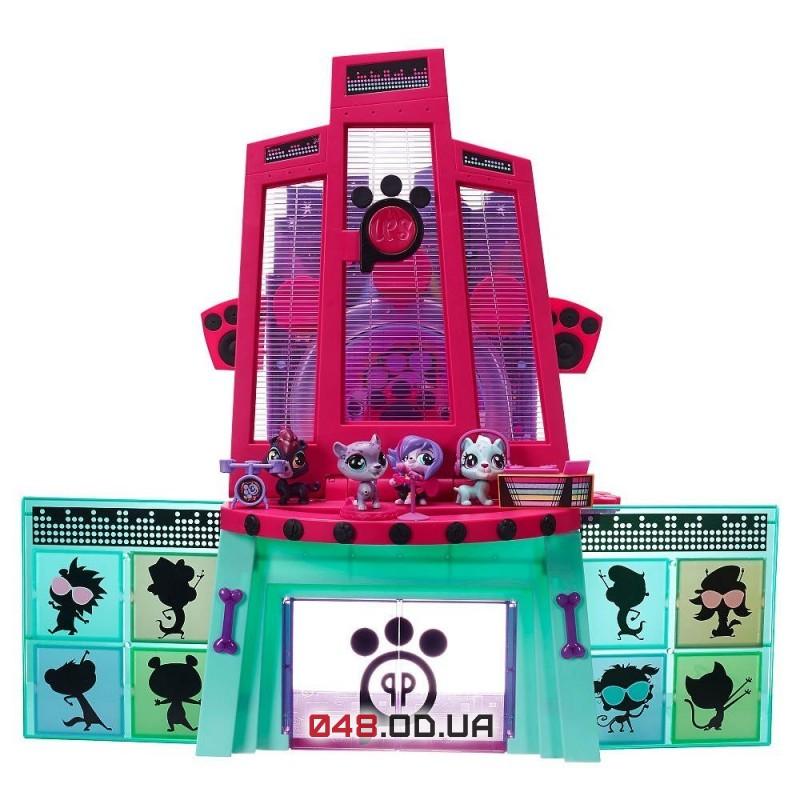 Игровой набор Littlest pet shop отель Фавна