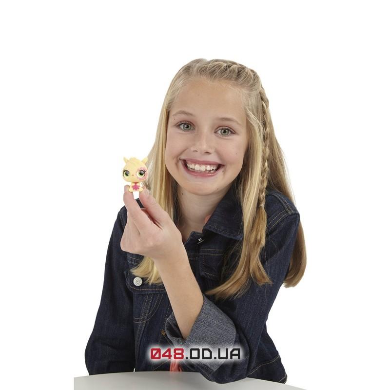 Игровой набор Littlest pet shop Сладкие прятки, бурудук A1348 / A1344H