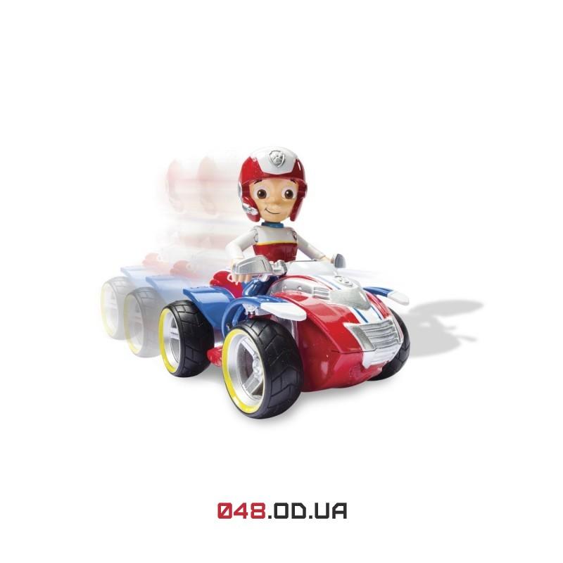 Игровой набор мальчик Райдер и квадроцикл Spin master Щенячий патруль(Paw Patrol Ryder's Rescue ATV)