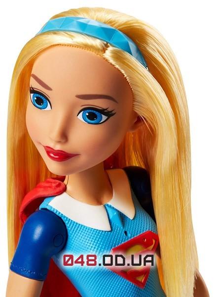 Игровой набор Mattel Суппер девушка со шкафом и аксессуарами