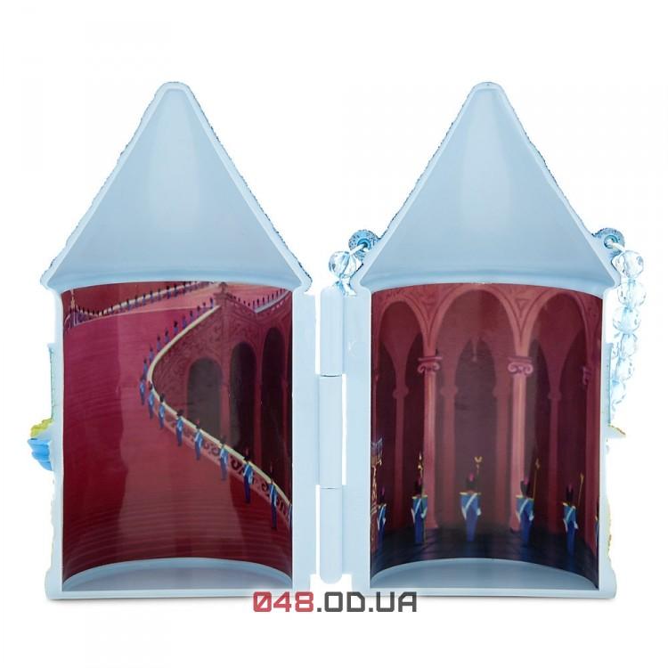 Игровой набор мини замок Дисней Золушка и принц Филипп + герои