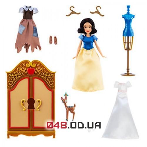 Игровой набор принцесса Белоснежка Disney с одеждой и аксессуарами