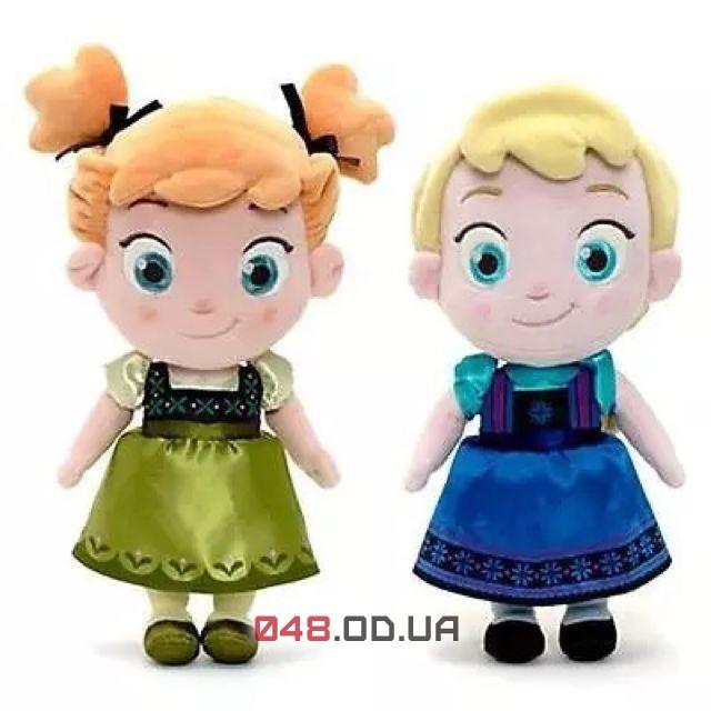 Мягкая игрушка-кукла Дисней принцесса Анна