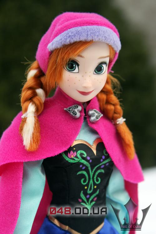 Классическая кукла принцесса Анна disney (Frozen, Холодное сердце)
