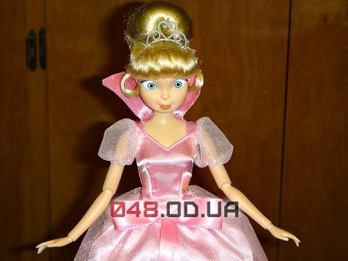 Кукла принцесса Дисней Шарлотта (м\ф Принцесса и лягушка) подруга Тианы  30 см