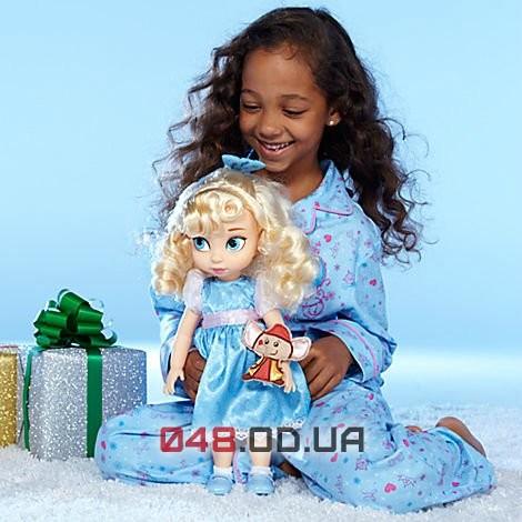 Кукла-аниматор Дисней Золушка с питомцем, 40см (2012 год выпуска)