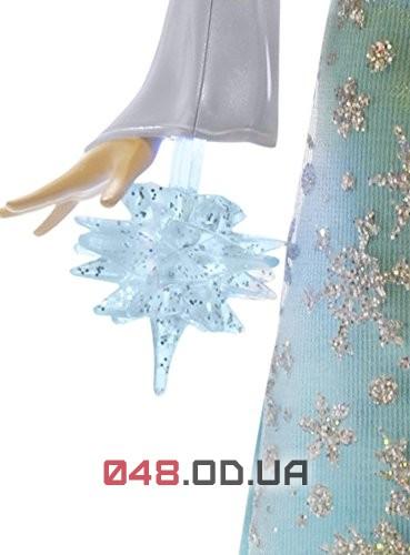 Кукла Эльза Mattel стреляет снежинками, серия