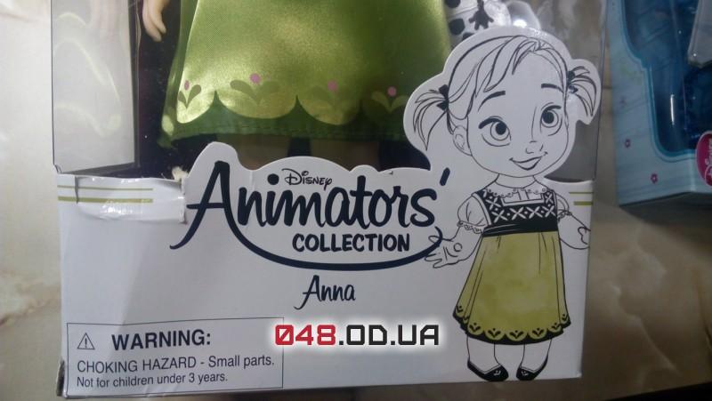 Кукла аниматор Дисней Анна в детстве Холодное сердце (Disney Animators' Collection Anna Doll-Frozen), 40 см