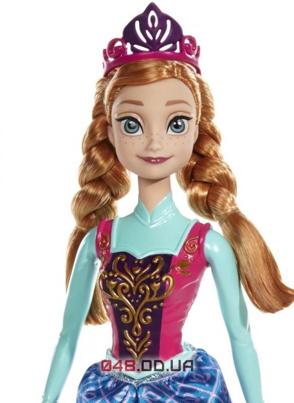 Игровой набор кукла Анна Mattel меняет цвет платья