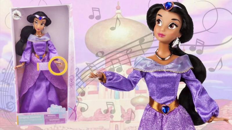 Кукла Дисней поющая принцесса Жасмин