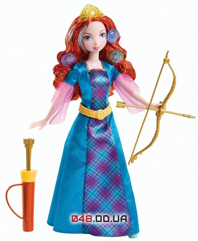 Кукла Mattel принцесса Мерида с луком и стрелами (серия
