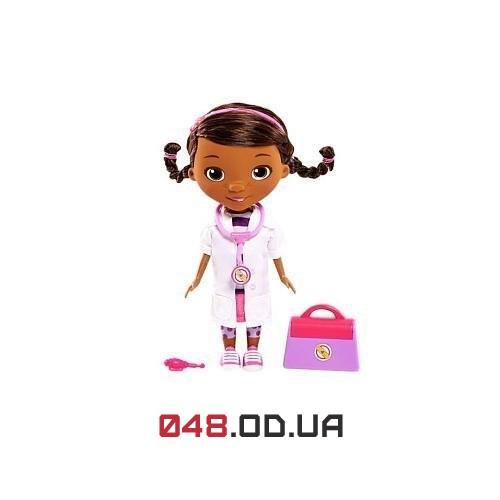 Кукла доктор Плюшева (Дотти) Disney Junior со стетоскопом, 22 см.
