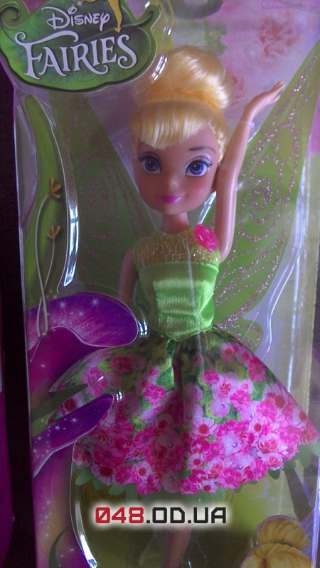 Кукла фея Динь-Динь Jakks pasific праздничная (Sparkle Party)