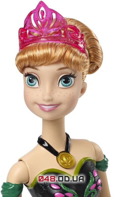 Кукла поющая принцесса Анна Mattel (Frozen, Холодное сердце)