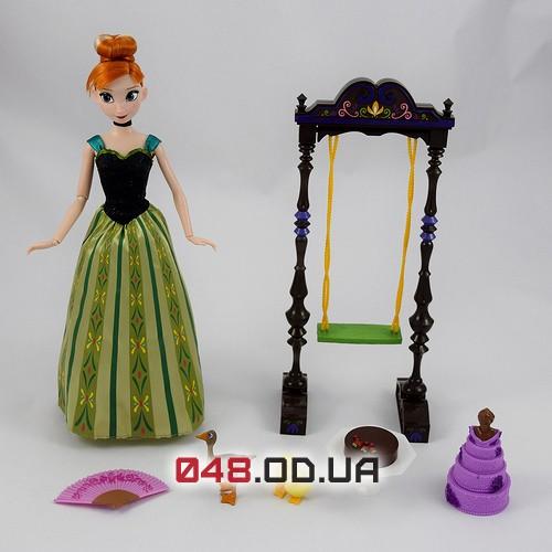 Кукла поющая принцесса Анна Дисней (Холодное сердце, Frozen)