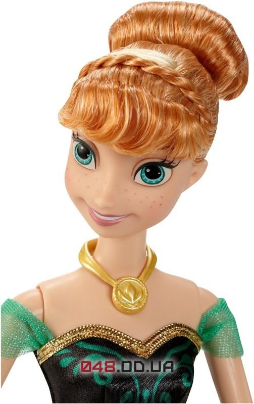 Кукла Анна Mattel Холодное сердце