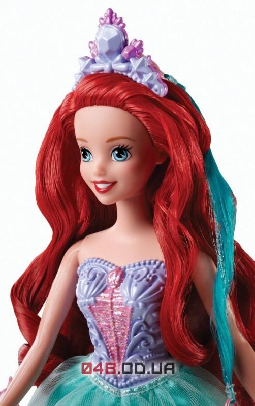 Кукла принцесса дисней Ариэль Mattel