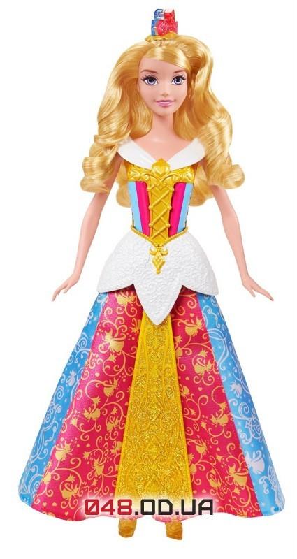 Кукла принцесса Аврора Mattel в волшебном платье (меняет цвет)