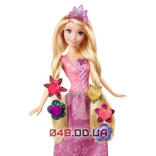 Кукла принцесса Рапунцель Mattel Сказочные украшения (CJH26)
