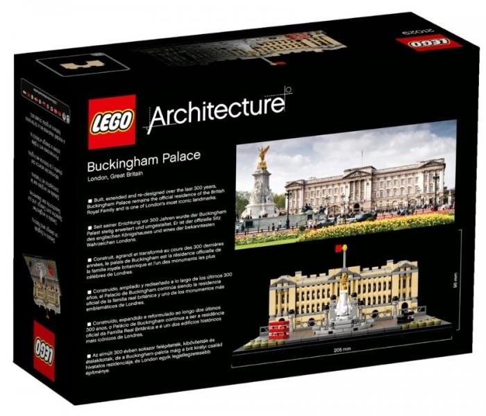 LEGO Architecture Букингемский дворец (21029)
