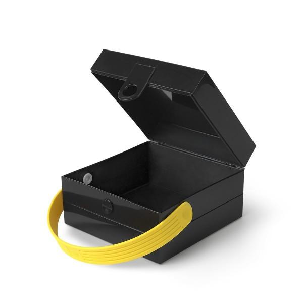 LEGO Batman Movie ланч бокс с желтой ручкой