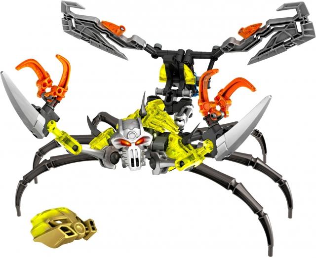 LEGO Bionicle Скорпионий Череп (70794)