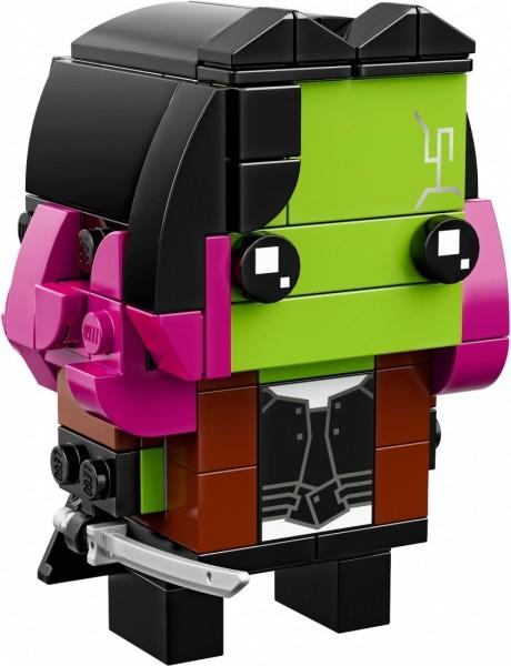 LEGO Brick Headz Гамора (41607)