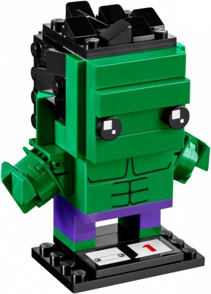 LEGO Brick Headz Халк (41592)