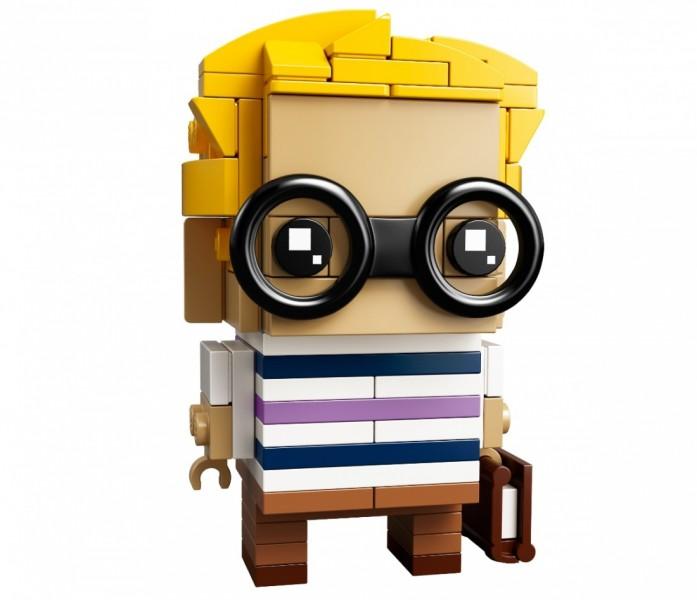 LEGO Brick Headz Собери меня из кубиков (41597)