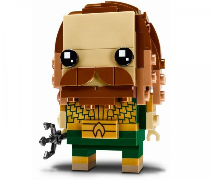 LEGO BrickHeadz Аквамен (41600)