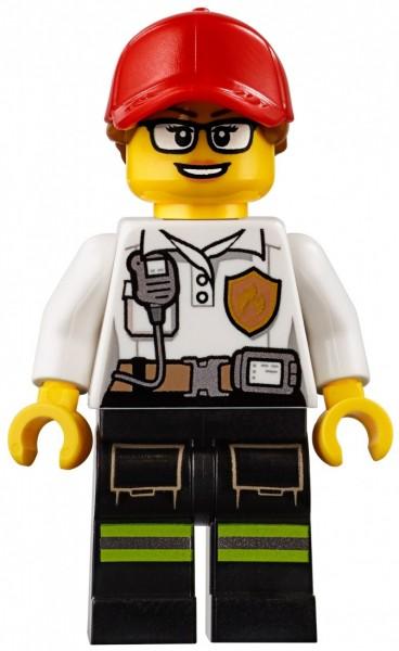 LEGO City  Центральная пожарная станция (60216)