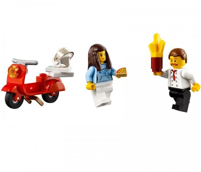 LEGO City Фургон-пиццерия (60150)