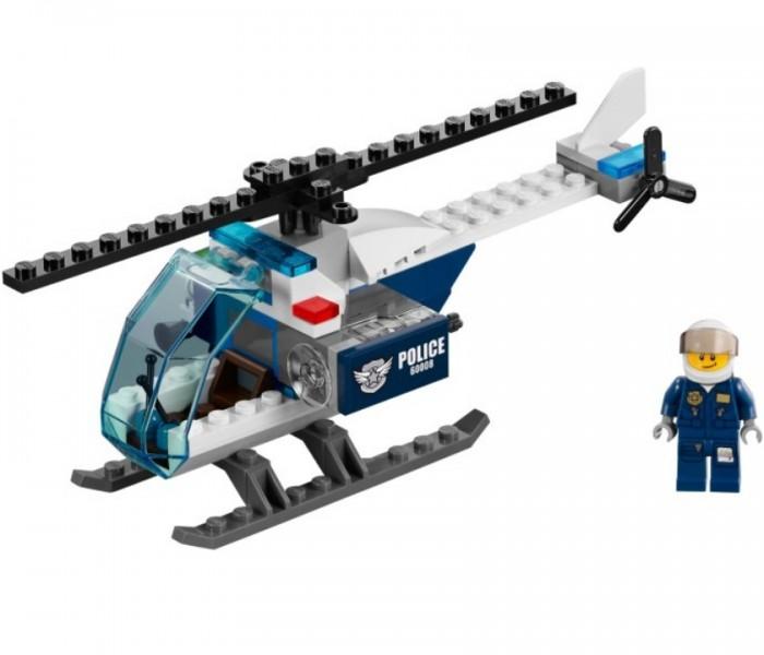 LEGO City Незаконное проникновение в музей (60008)