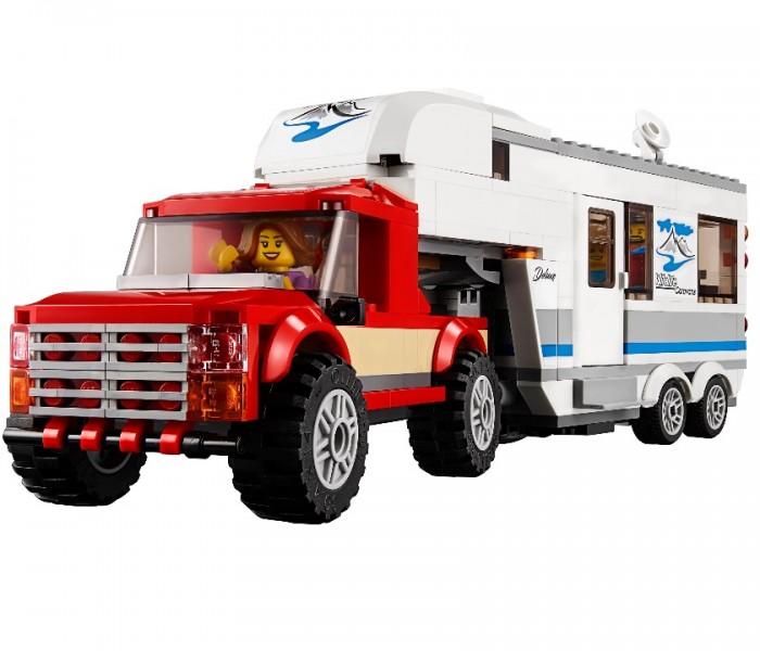 LEGO City Дом на колесах (60182)
