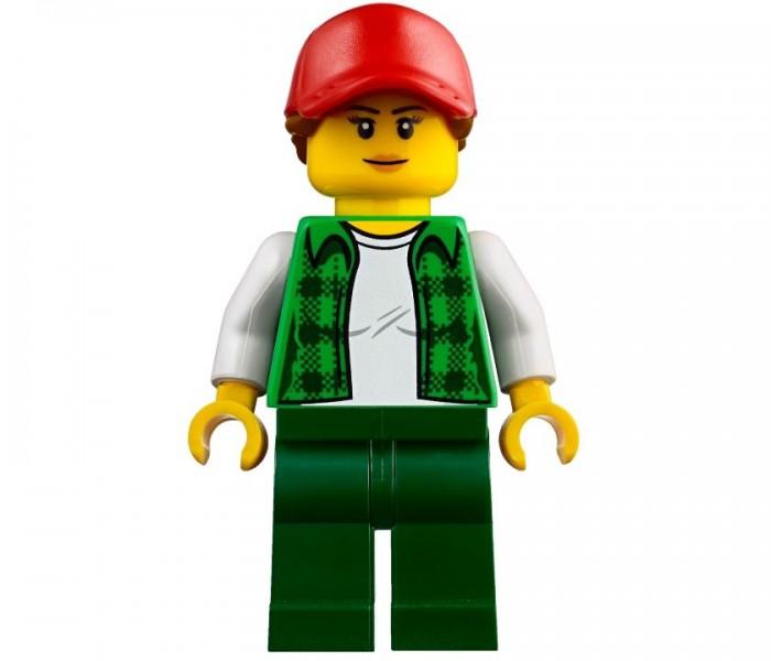 LEGO City Перевозчих тяжелых грузов (60183)