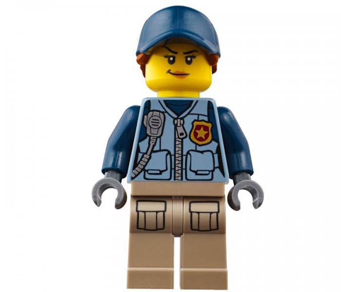 LEGO City Штаб-квартира горной полиции (60174)