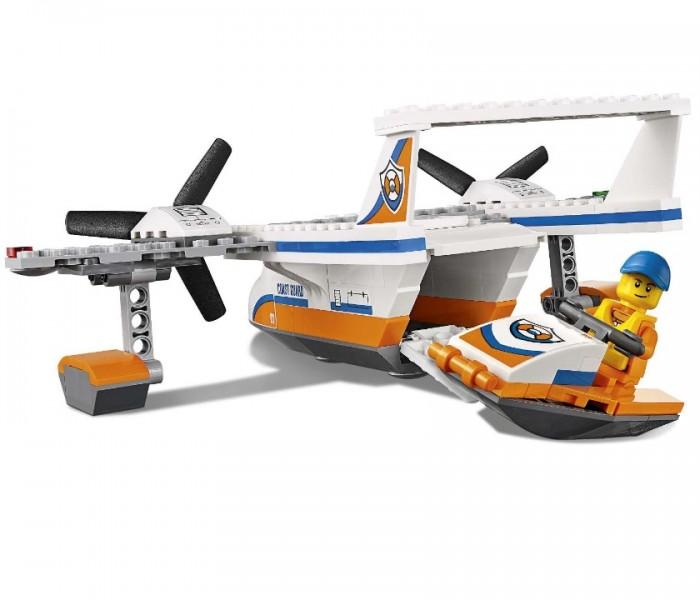 LEGO City Спасательный самолет береговой охраны (60164)