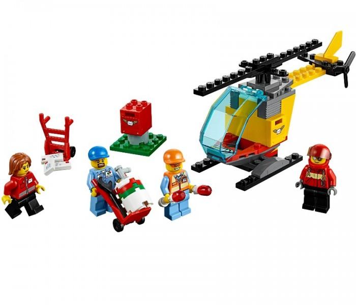 LEGO City Стартовый набор: Аэропорт (60100)
