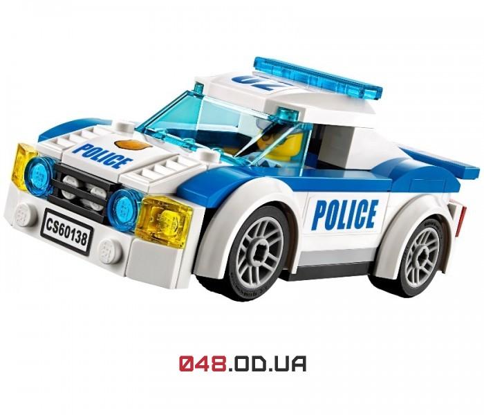 LEGO City Стремительная погоня (60138)